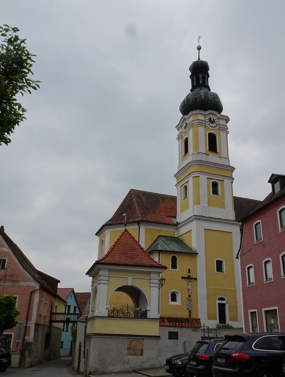 Kirche Kallmünz